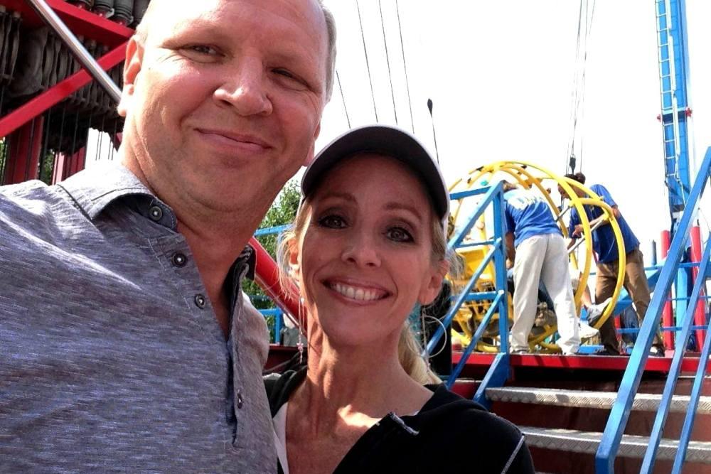 Scott Tilley and Sherri Tilley