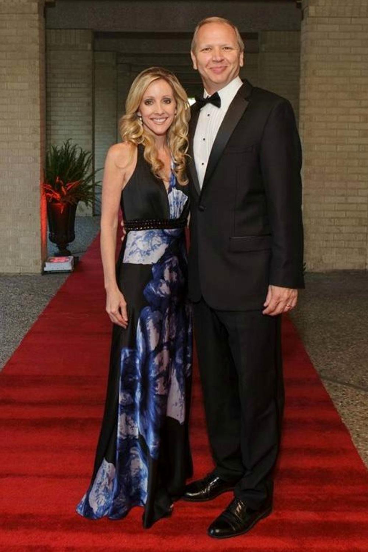 Sherri Tilley and Scott Tilley